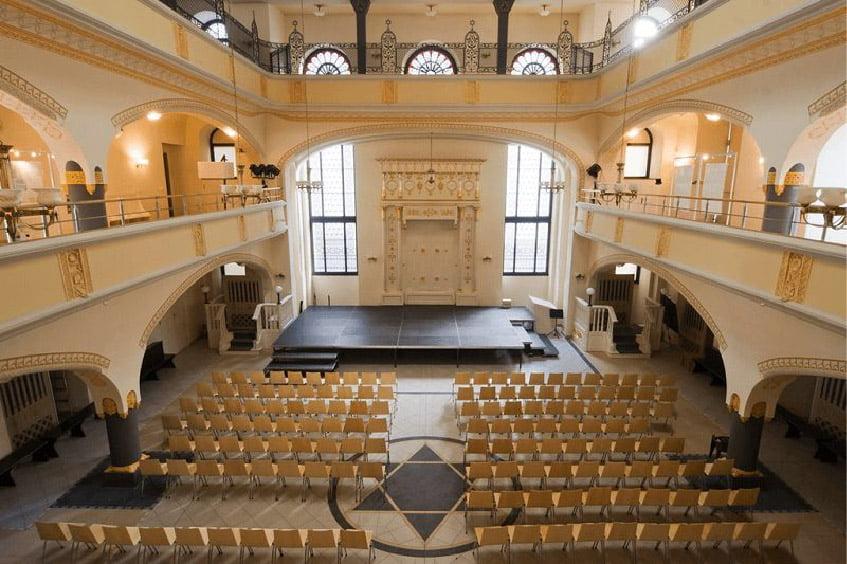 Noc Muzeów 2019 w Synagodze pod Białym Bocianem