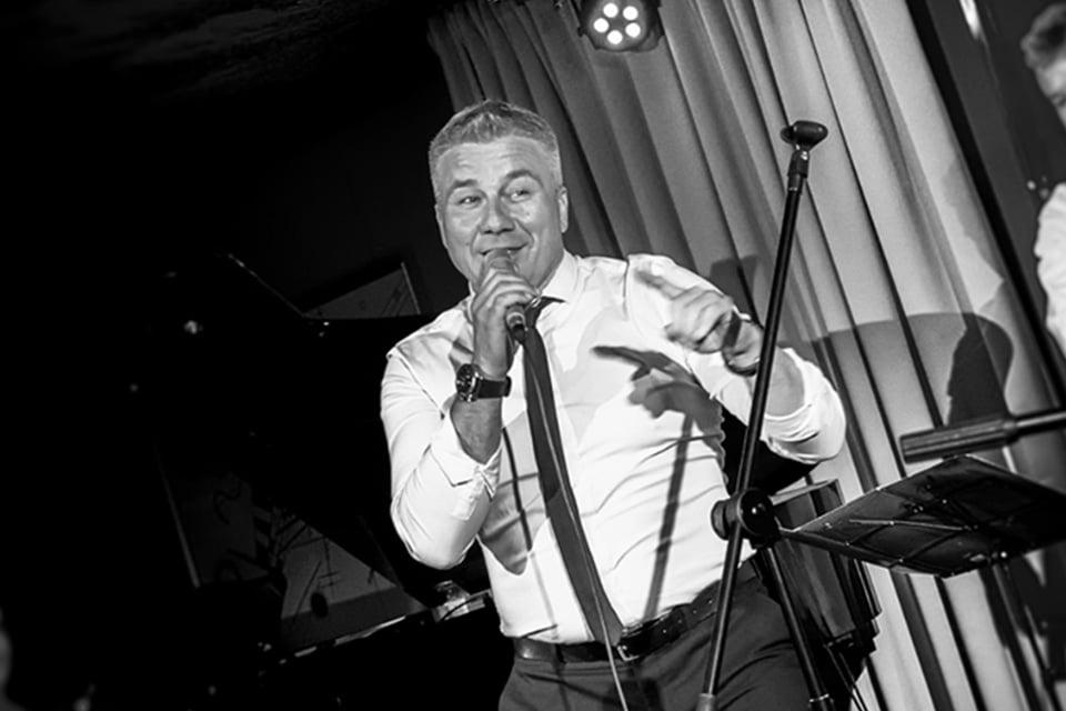 Tomasz Krajewski śpiewa Osiecką | koncert