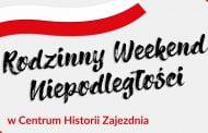 Weekend Niepodległości w Centrum Historii Zajezdnia