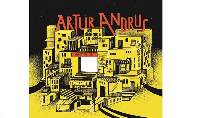 Nowa płyta Artura Andrusa