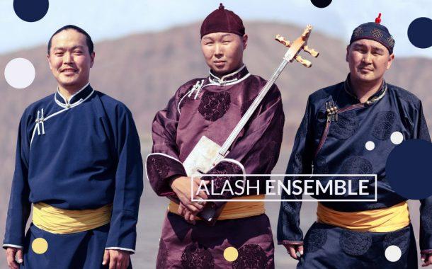 Alash Ensemble | koncert (Wrocław 2019)