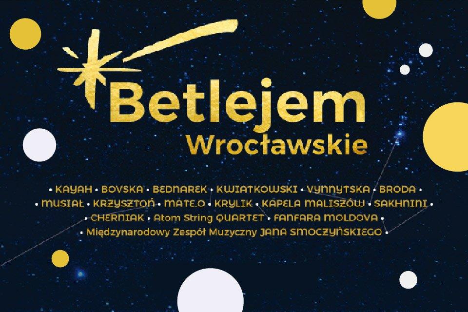 Betlejem Wrocławskie | koncert (Wrocław 2018)
