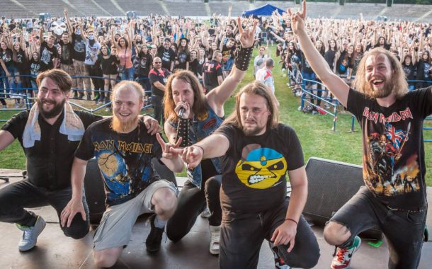 Blood Brothers - tribute to Iron Maiden   koncert