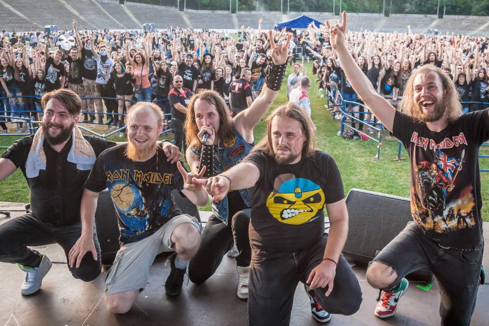 Iron Maiden Tampere