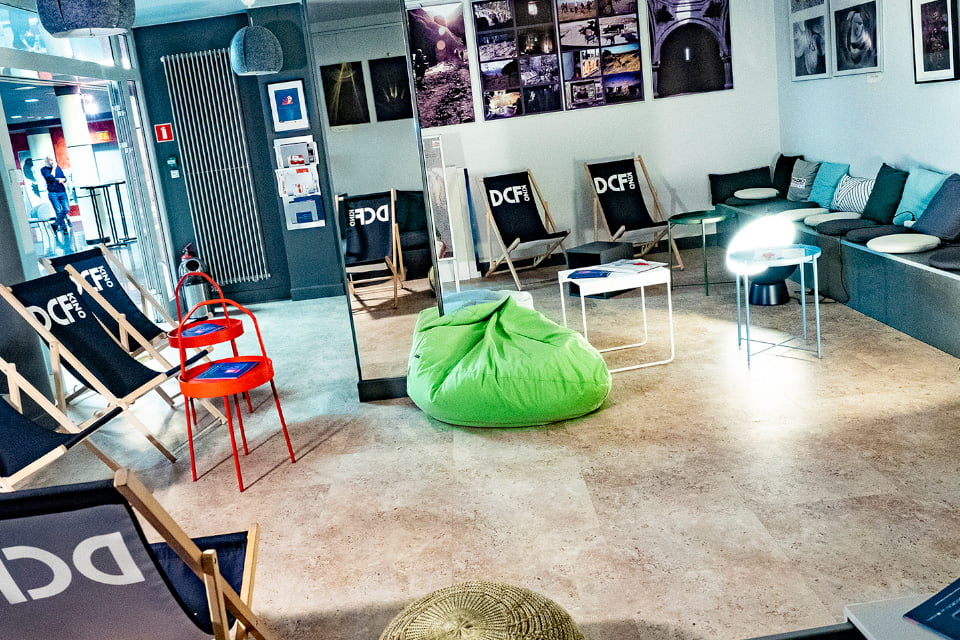 DCF - Dolnośląskie Centrum Filmowe Sala