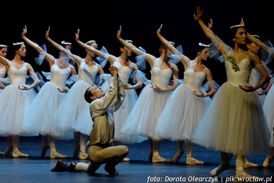 """Klasyczna """"Giselle"""" w Operze Wrocławskiej"""