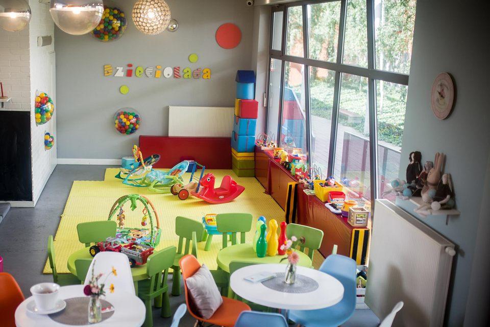 Dzieciolada - Klubokawiarnia dla dzieci