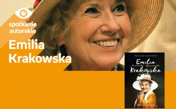 Emilia Krakowska | spotkanie