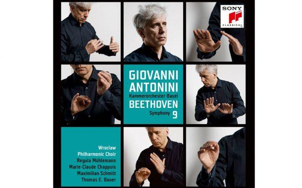 Beethoven Antoniniego na CD