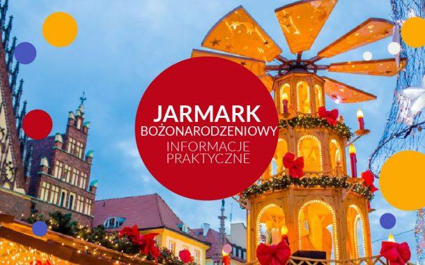 Jarmark Bożonarodzeniowy we Wrocławiu - parking, dojazd – informacje praktyczne