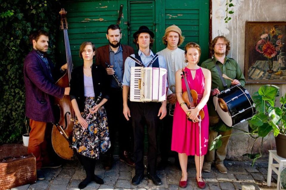 Kapela Timingeriu - Gadzie i Goje Tour | koncert