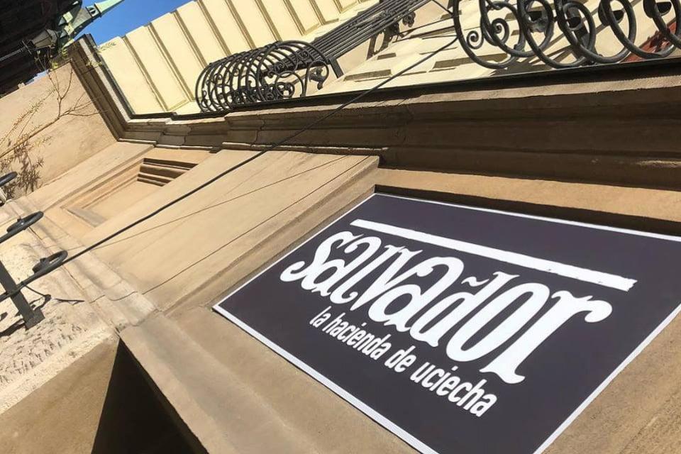 Klub Salvador - La hacienda de uciecha
