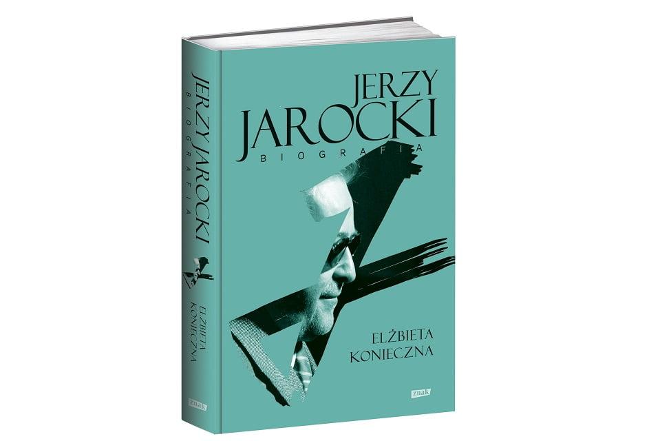"""""""Jerzy Jarocki. Biografia"""" Elżbieta Konieczna"""