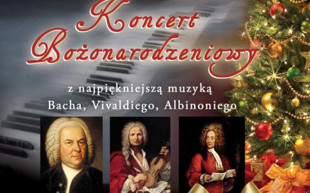 Najpiękniejsza klasyka w najlepszym wykonaniu | koncert Bożonarodzeniowy