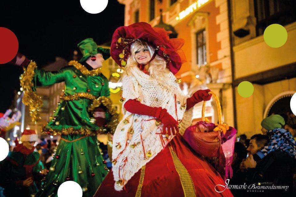 Wrocławska Parada Elfów
