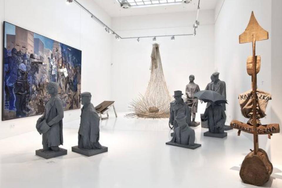 Pawilon Czterech Kopuł Muzeum Sztuki Współczesnej