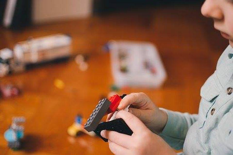 Robo-klocki | zajęcia z klockami lego dzieci