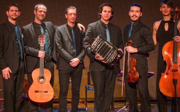 Sexteto Visceral | Muzyka Świata w Starym - Ethno Jazz Festival