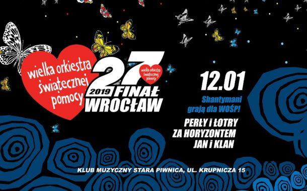 Shantymani | 27. finał Wielkiej Orkiestry Świątecznej Pomocy