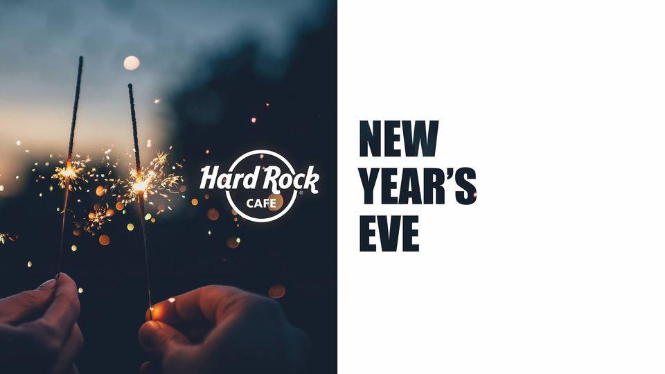 Hard Rock Cafe | Sylwester 2018/2019 we Wrocławiu