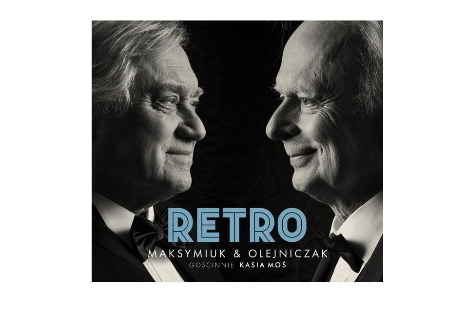 """""""Retro"""" Jerzy Maksymiuk, Janusz Olejniczak i Kasia Moś"""