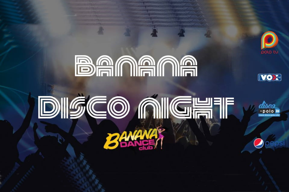 Banana Disco Night