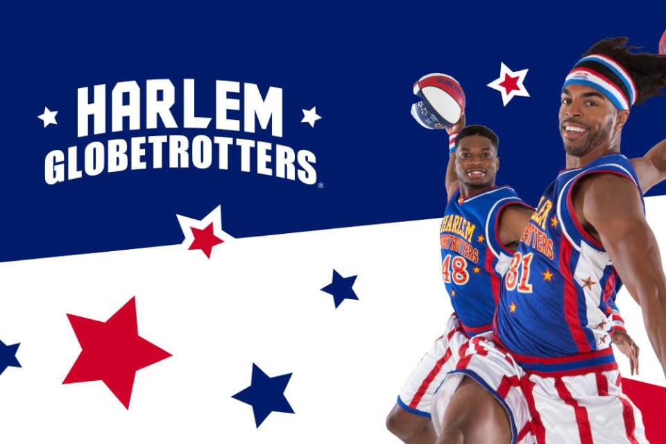 Harlem Globetrotters (Wrocław 2019)