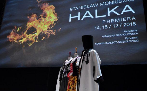 """Przed premierą """"Halki"""" w Operze Wrocławskiej"""