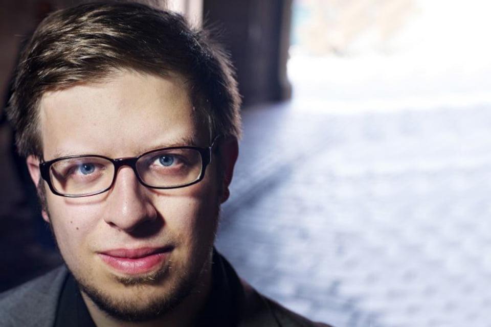 Kamil Janicki | spotkanie autorskie