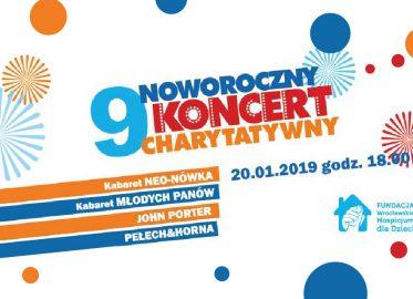 9. Noworoczny Koncert Charytatywny