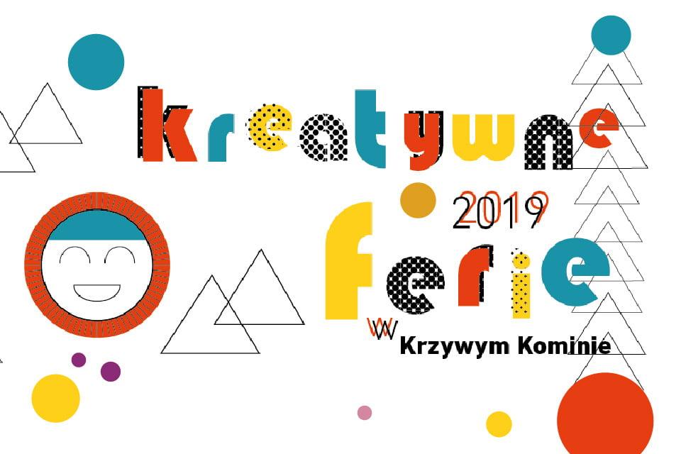 Kreatywne ferie w CRZ Krzywy Komin | Ferie we Wrocławiu