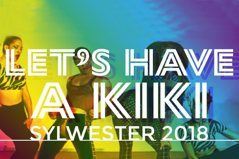 Let's Have A Kiki! Rainbow New Year's Eve! | Sylwester 2018/2019 we Wrocławiu