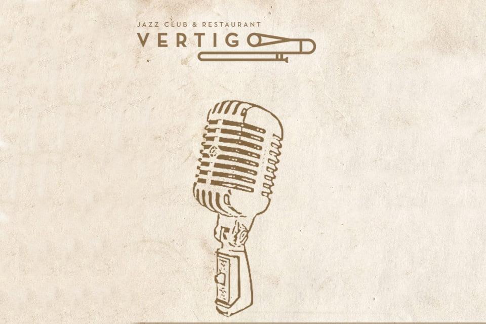 Vertigo French / Italian Night - Singing Jazz Jam Session