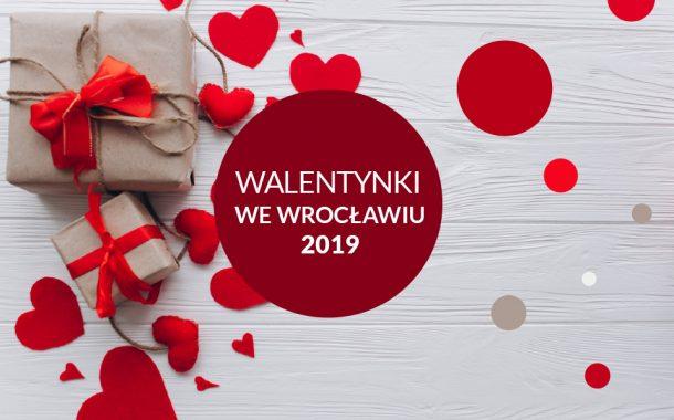 Walentynki 2019 we Wrocławiu | lista wydarzeń