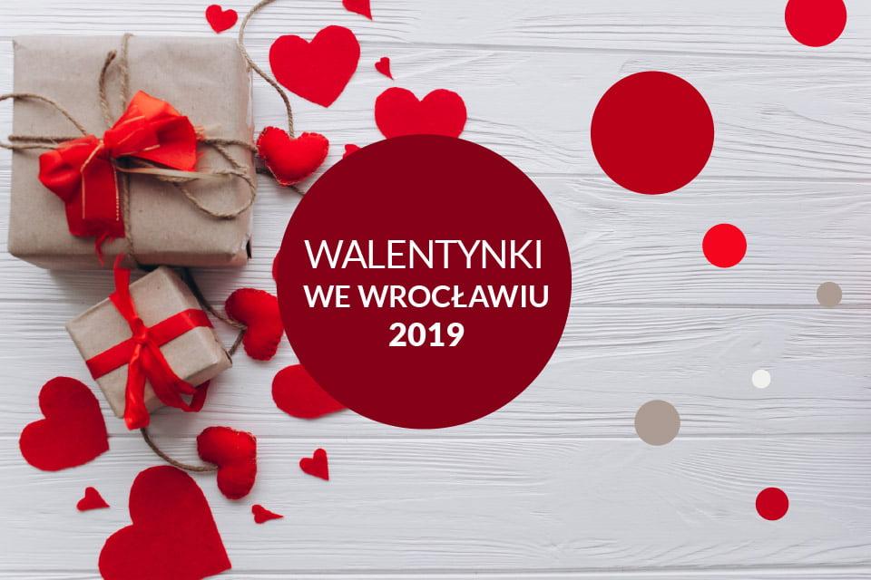 Walentynki we Wroclawiu