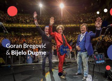 The Best of - Goran Bregović & Bijelo Dugme | koncert (Wrocław 2018)
