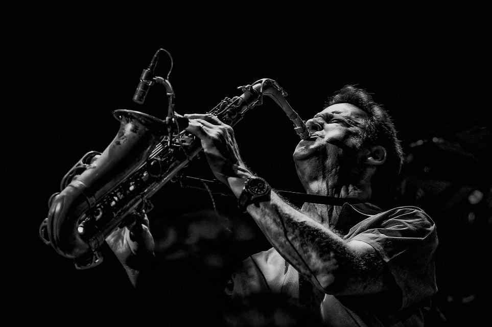 Lech Basel/ Jazzografie | wystawa fotografii