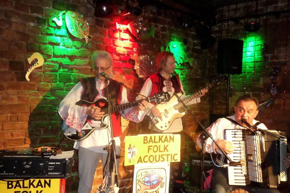 Balkan Folk Acoustic