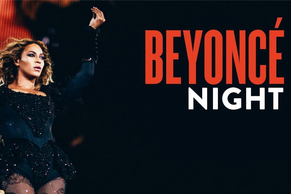 Beyonce night