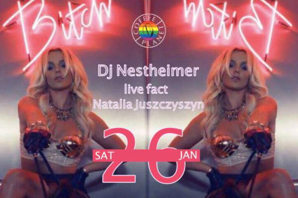 Britney BITCH - Live act Natalia Juszczyszyn & Nestheimer