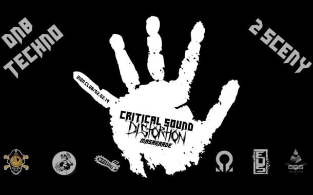 Critical SOUND Distortion (MasAKrade)