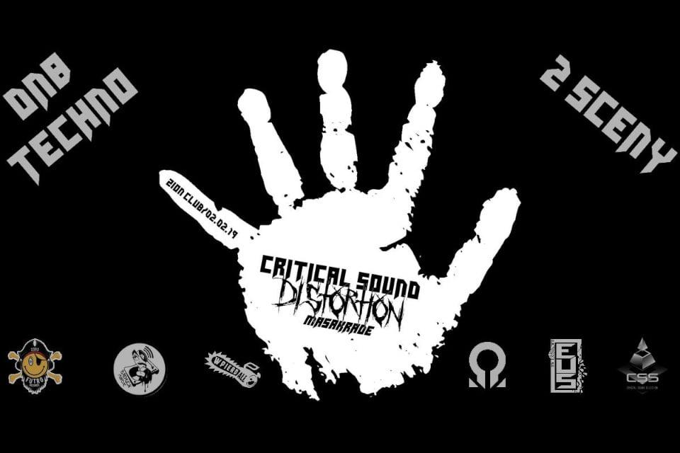 Critical SOUND Distortion (MasAKrade)