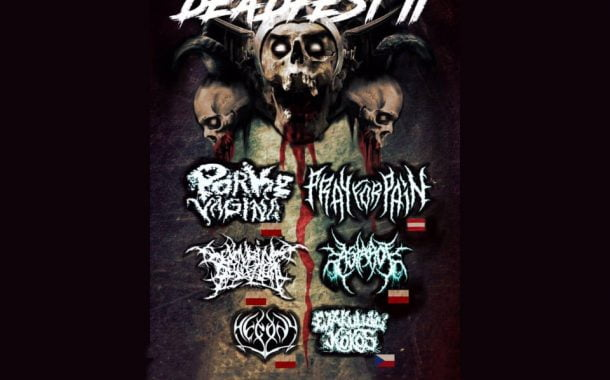 DeadFest vol.2 Porky Vagina, Oblivion, Astarot + goście