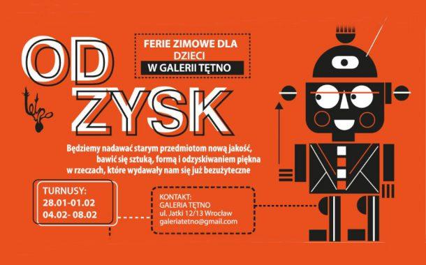 Ferie w Galerii Tętno | Ferie we Wrocławiu