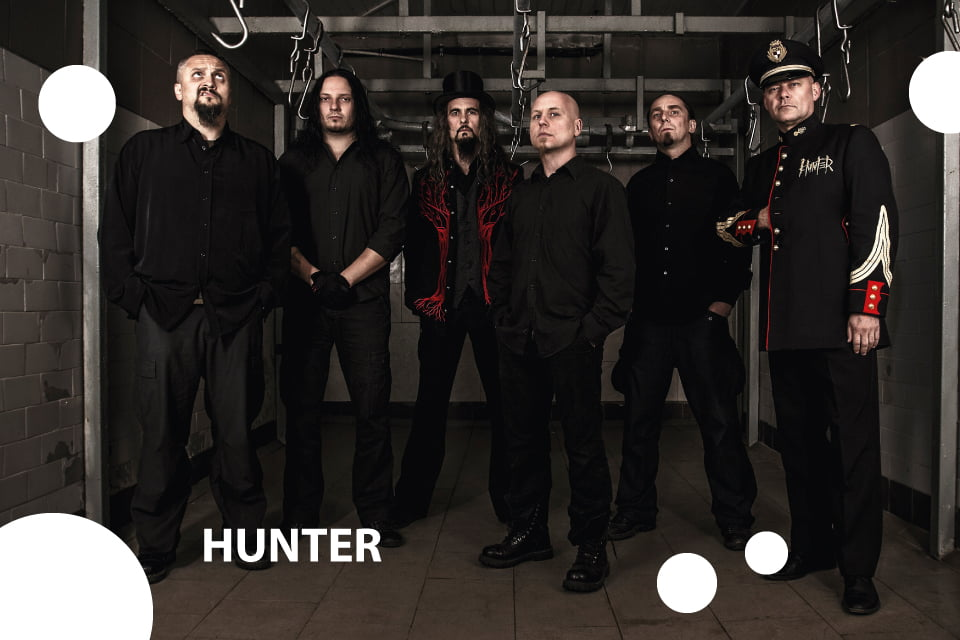 Hunter | koncert (Wrocław 2019)