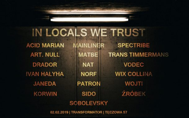 In Locals We Trust!