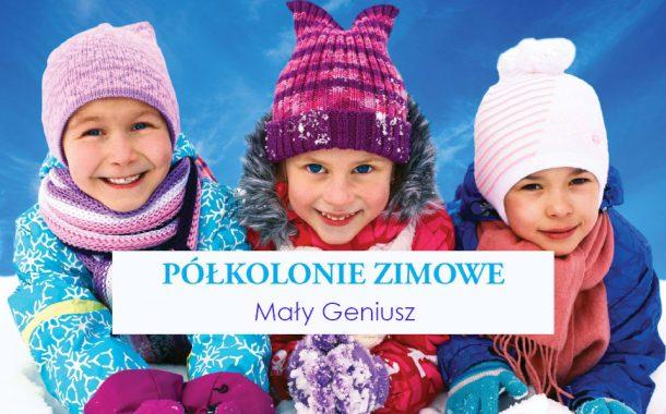 Mały Geniusz - półkolonie | Ferie we Wrocławiu