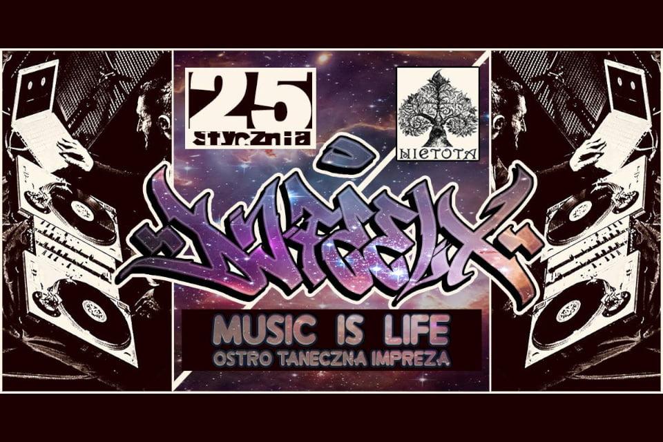 DJ FEEl-X - Music Is Life