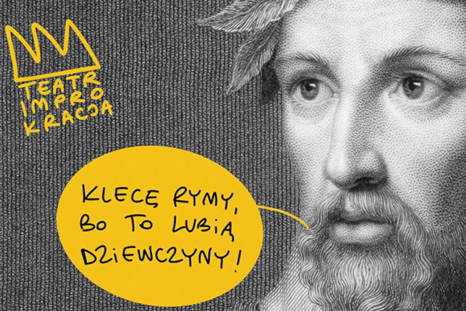 Improkracja feat. Nowe wiersze sławnych poetów