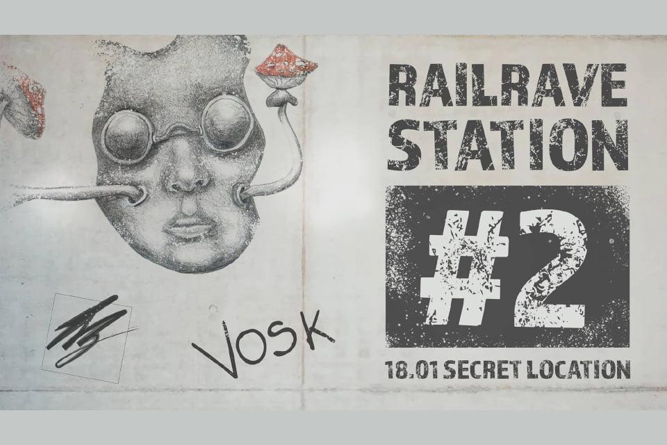 RailRave Station #2